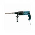 Martillo de Combinacion SDS-PLUS 24 mm.  780 W. 0-1.100 rpm.  3 modos.  2,6 kg.