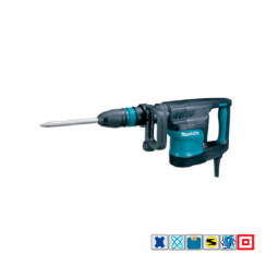 Martillo Demoledor SDS-MAX  1.300 W. -  Vel. Variable  7,3 kg.