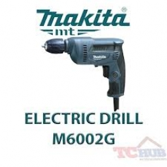 Taladro Rotación 10 mm. 430 W. 0 - 3.000 rpm.   MAKITA MT    (Reemplaza a modelo MDP304)