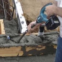 Vibrador para concreto Diámetro 1
