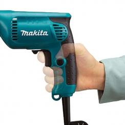 Taladro 10 mm. 450 W.  0-3.400 rpm. reversible - mandril rápido