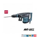 Martillo Demoledor SDS-MAX 1.510 W.   10,8 kg.   AVT + Soft No Load