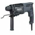 Rotomartillo  SDS-PLUS 26 mm. 800 W.  0-1.200 rpm.  3 modos.  2,5 kg.  MAKITA MT