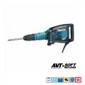 Martillo Demoledor SDS-MAX 1.500 W.   12,3 kg.   AVT + Soft No Load