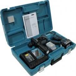 Rotomartillo SDS-PLUS 20 mm  3 modos - 3,5 kg. / 2 Bat.s Li-ion 3,0Ah + Cargador