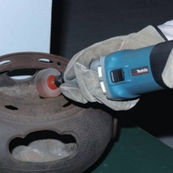 Rectificadora de Matrices 8 mm (Pinza Estándar: 1/4