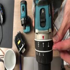 Taladro-Atornillador 13 mm - 6.35mm (1/4