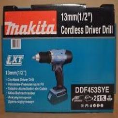 Taladro-Atornillador 13 mm- 2 vel. Variables (max. Torque 42 N.m) 1,6 kg. / 2 Bat. Li-ion 1,5Ah + Cargador