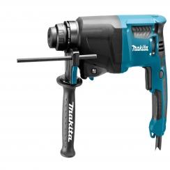 Martillo Rotativo SDS-PLUS 26 mm.  800 W. 0-1.200 rpm.  2 modos.  2,8 kg.