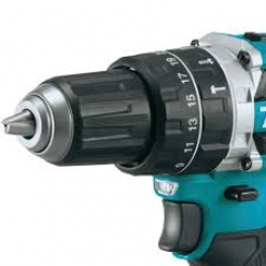 Taladro-Atornillador C/Percusión 13 mm. - 2 Vel. Variable (max. Torque 54 N.m) 18 V BL Motor (Sin Batería ni Cargador)